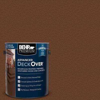 1 gal. #SC-116 Woodbridge Textured Solid Color Exterior Wood and Concrete Coating