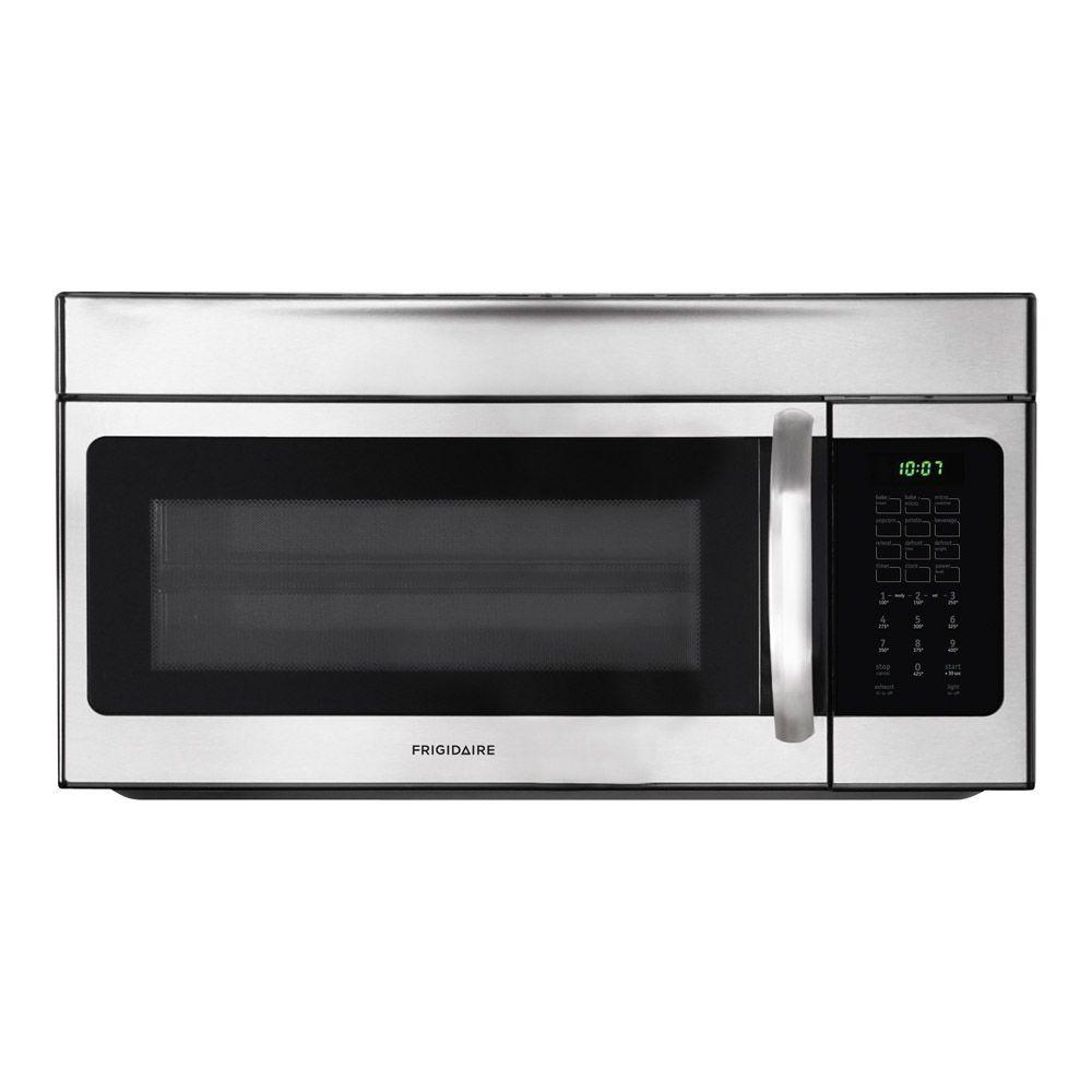 Frigidaire 1.5 cu. ft. Over the Range Convection Microwave in Stainless Steel