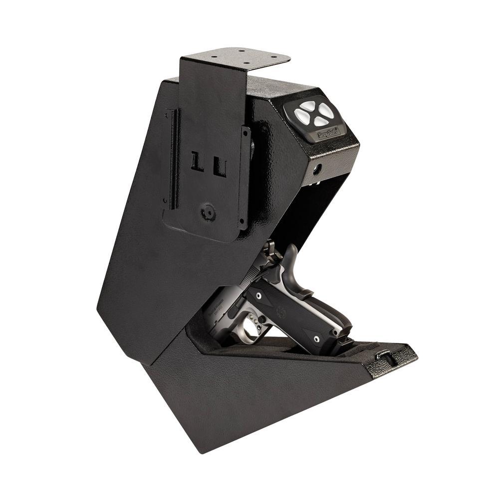 Aux Keypad Vault Drop Down Gun Safe