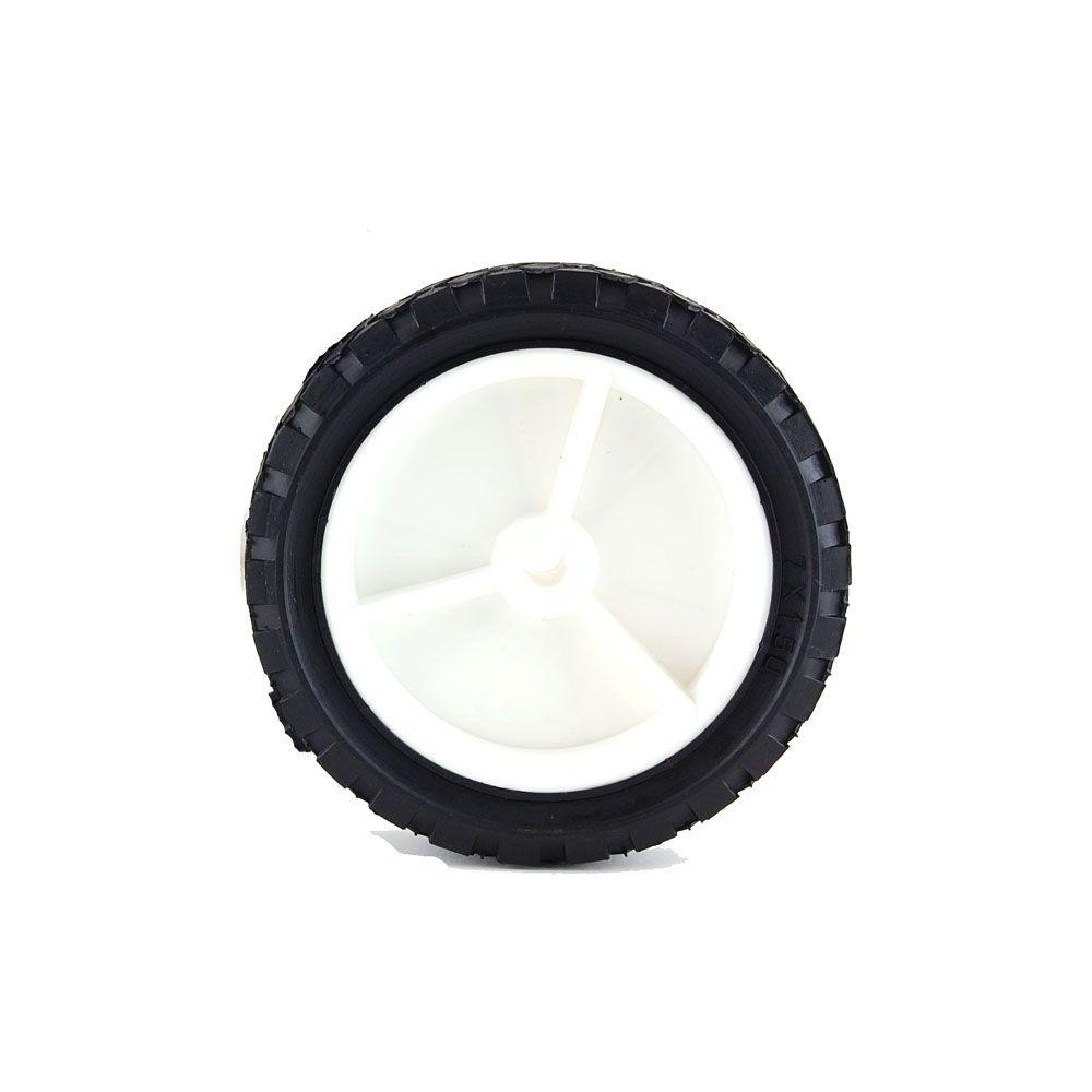 Power Care 7 in  x 1-1/2 in  Plastic Wheel for Lawn Mower