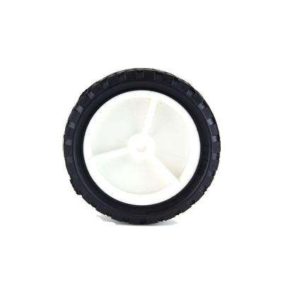 7 in. x 1-1/2 in. Plastic Wheel for Lawn Mower