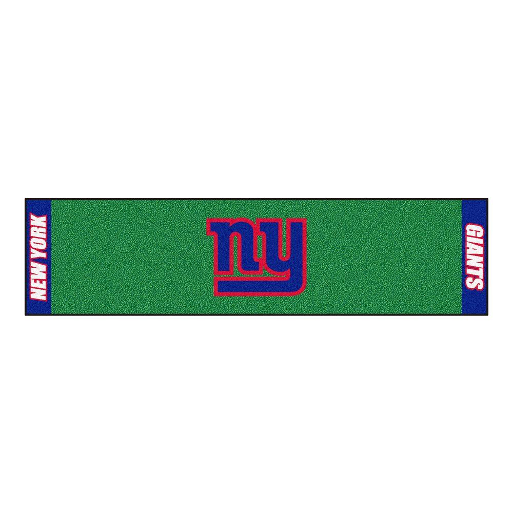Fanmats Nfl New York Giants 1 Ft 6 In X 6 Ft Indoor 1