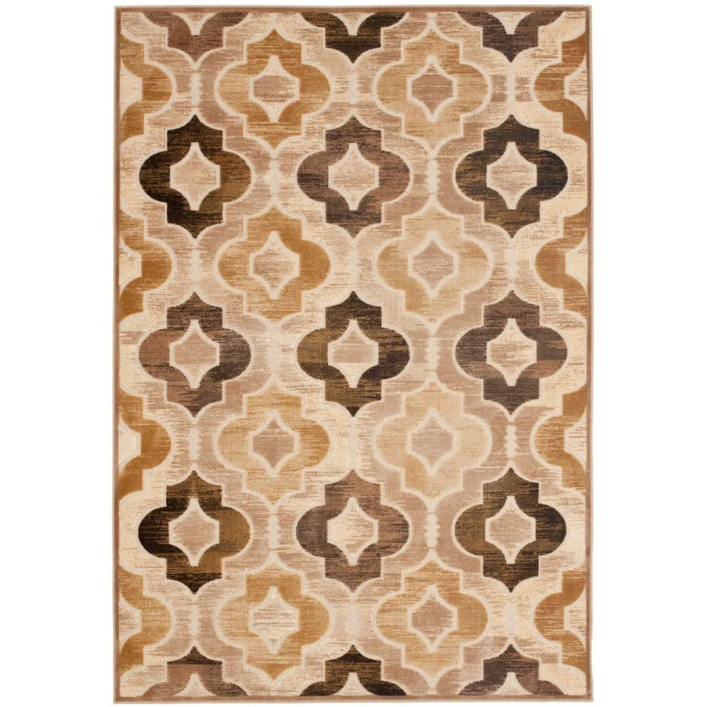 Safavieh Paradise Taupe/Multi 5 ft. x 8 ft. Area Rug