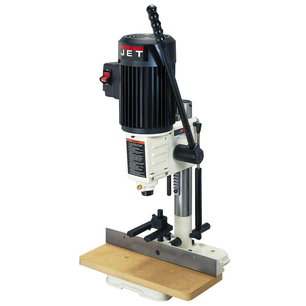 1/2 HP Benchtop Mortise Machine 115-Volt 1/2 in. Capacity JBM-5