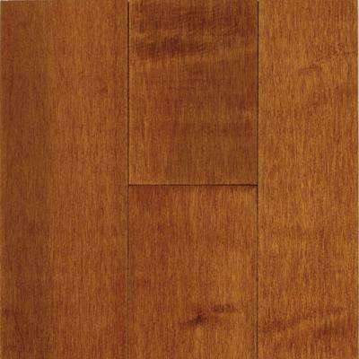 Prestige Cinnamon Maple 3/4 in. Thick x 3-1/4 in. Wide x Random Length Solid Hardwood Flooring (22 sq. ft. / case)