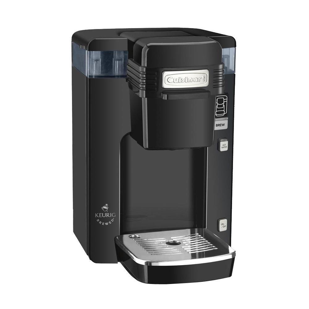 Cuisinart Compact Single Serve 1-Cup Coffee Maker