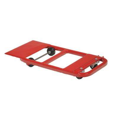 600 lb. Capacity 32 in. x 15 in. Nose Plate Dolly