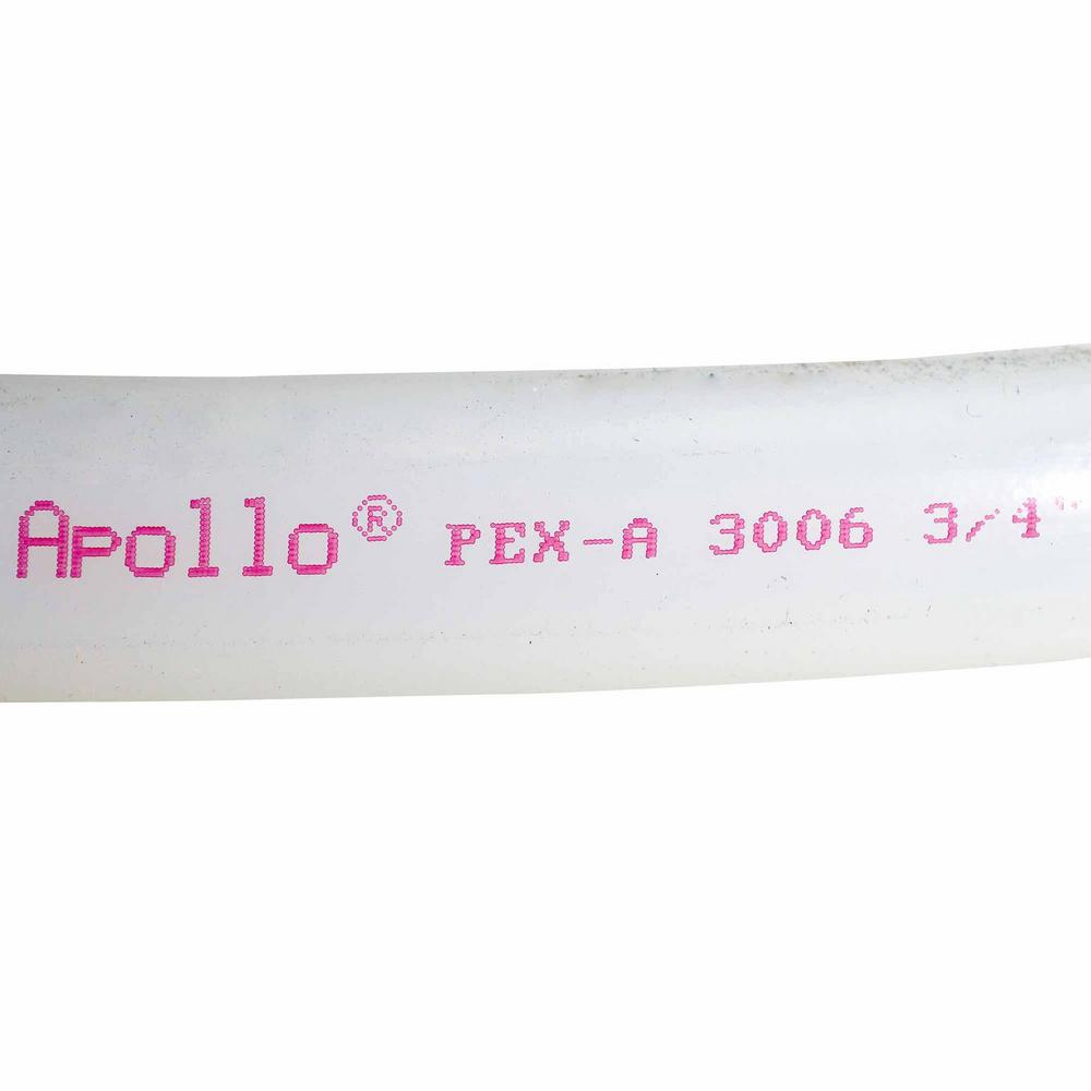 3/4 in. x 100 ft. Red PEX-A Expansion Pipe