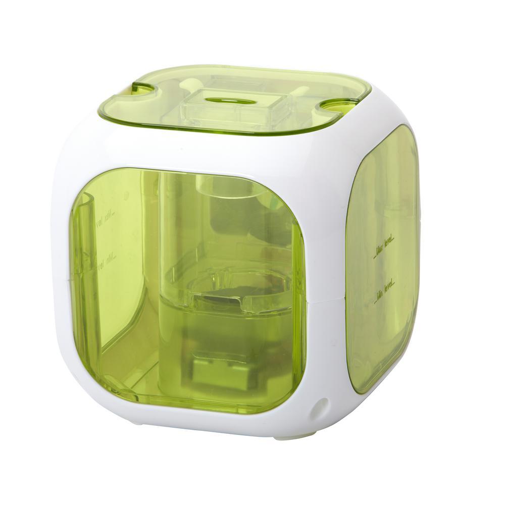 HealthSmart Cube Mate Humidifier Ultrasonic Cool Mist by HealthSmart