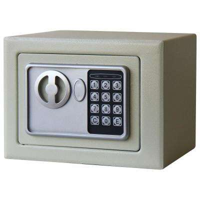 0.16 cu. ft. Deluxe Digital Lock Steel Safe