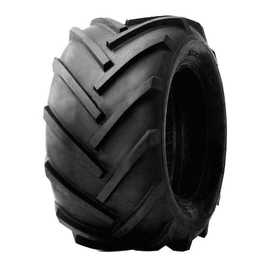 Super Lug 22 PSI Tire 20 in. x 10-8 in. 4-Ply Tire