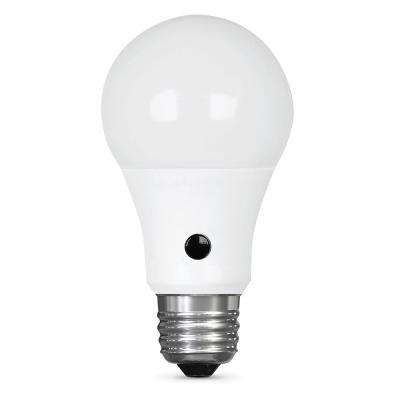 60-Watt Equivalent Daylight (5000K) A19 IntelliBulb Dusk to Dawn CEC Title 20 Compliant 90+ CRI LED Light Bulb