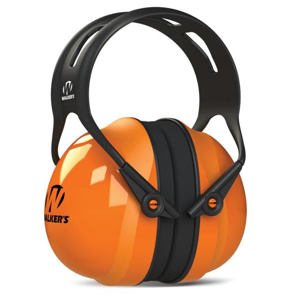 Passive Safety Muff  Medium Blaze in Orange