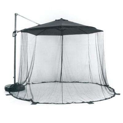 Large Mosquito Net (Parasol and Stand Not  sc 1 st  The Home Depot & Mosquito Netting - Tents u0026 Shelters - The Home Depot