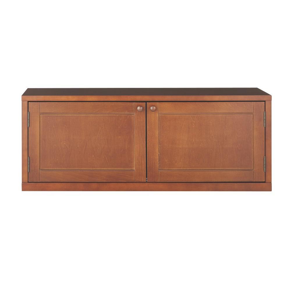 Martha Stewart Kitchen Cabinet Reviews: Martha Stewart Living Mudroom Upper Poplar Cabinet In