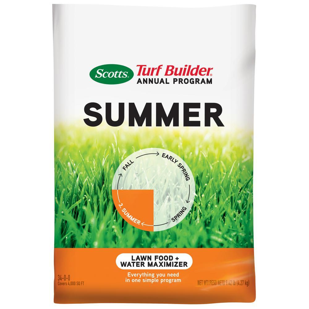 Turf Builder 12 lbs. Summer Lawn Fertilizer