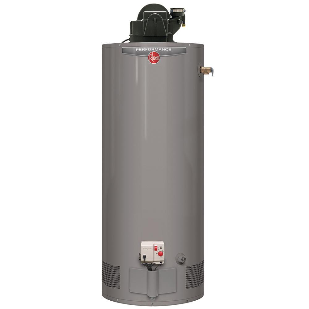40 Gal. Short 6 Year 36,000 BTU Natural Gas Power Vent Water Heater