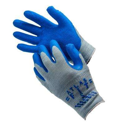 Small Knit Cotton Bricklayer Gloves