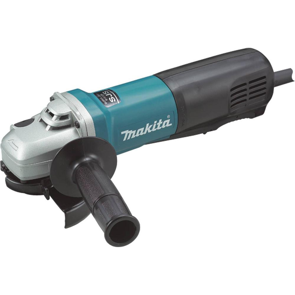 10 Amp 4-1/2 in. Angle Grinder