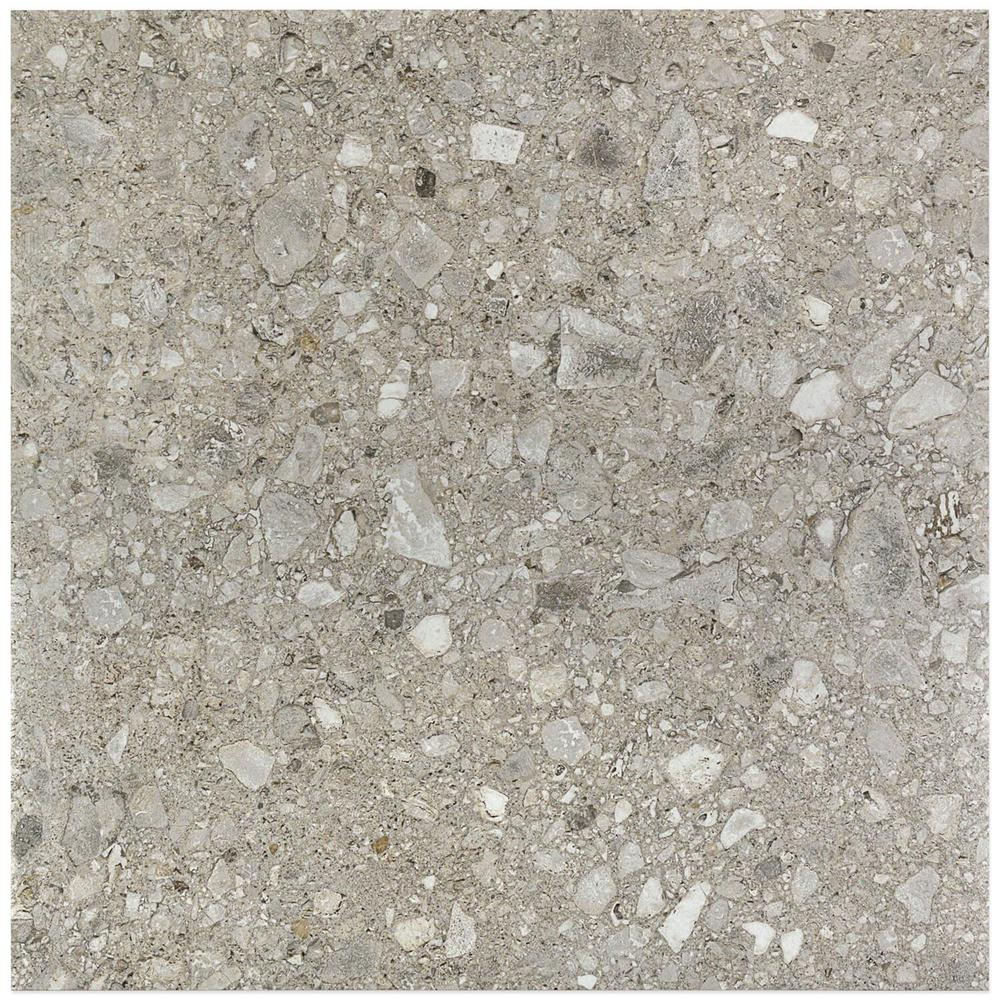 Ivy Hill Tile Rizzo Gray 24 In X