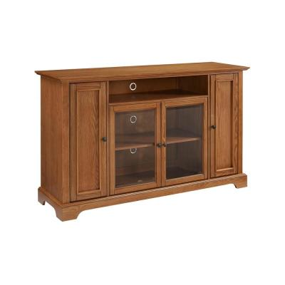 Campbell Oak 60 in. TV Stand