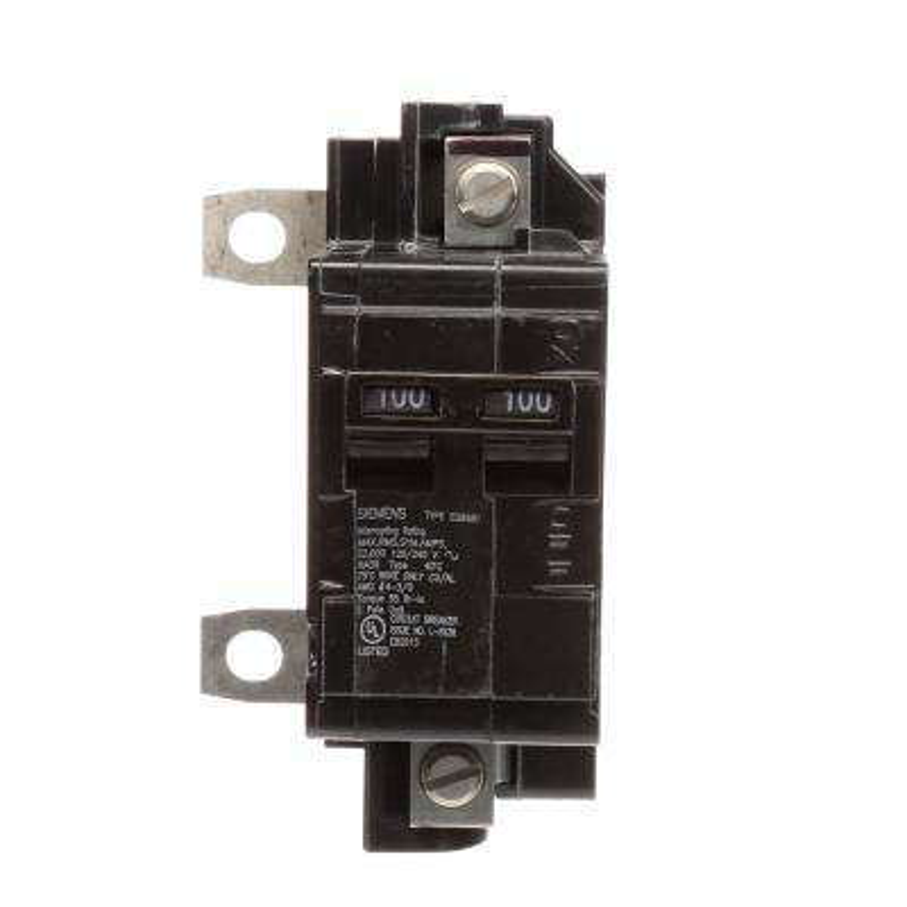 100 Amp Main Breaker Conversion Kit