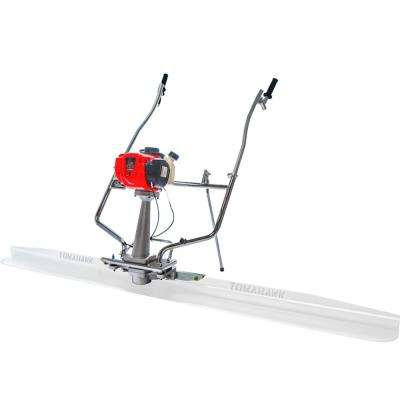 Gas Concrete Surface Vibratory Screed Power Unit Blade 1.6 HP Honda