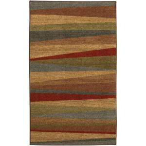 Mohawk Home Mayan Sunset Sierra 2 ft. 6 inch x 3 ft. 10 inch Accent Rug by Mohawk Home
