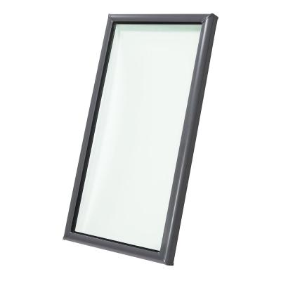 22-1/2 in. x 46-1/2 in. Fixed Curb-Mount Skylight with Tempered Low-E3 Glass