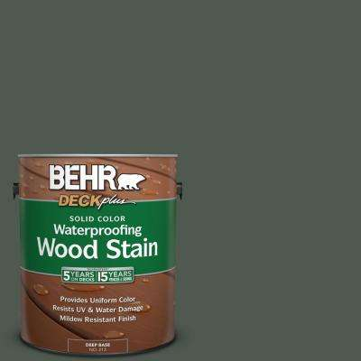 1 gal. #N410-7 North Woods Solid Color Waterproofing Wood Stain