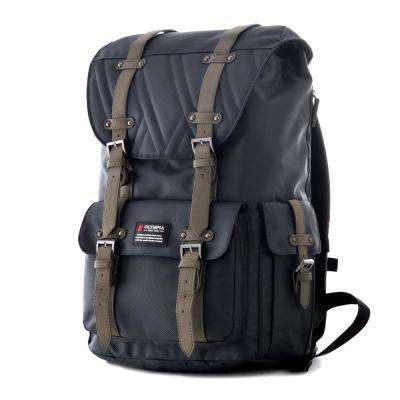 HOPKINS 18 in. Gray Backpack