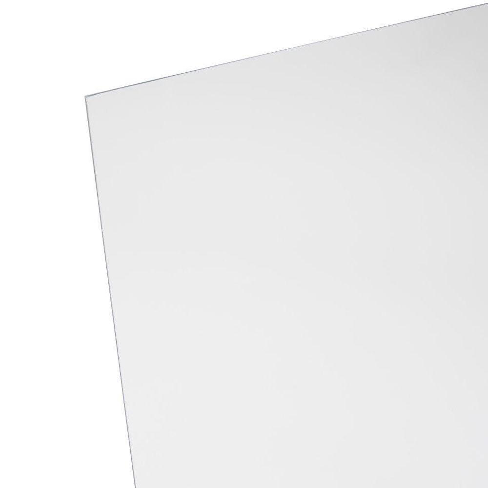 30 in. x 36 in. x .220 in. Acrylic Sheet