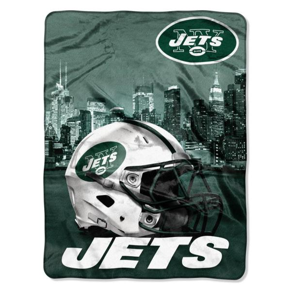 Jets Heritage Silk Touch Throw 1NFL071030015RET