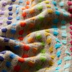 The Company Store Spectrum Cotton Fingertip Towel in Multi Color (Set of 2)