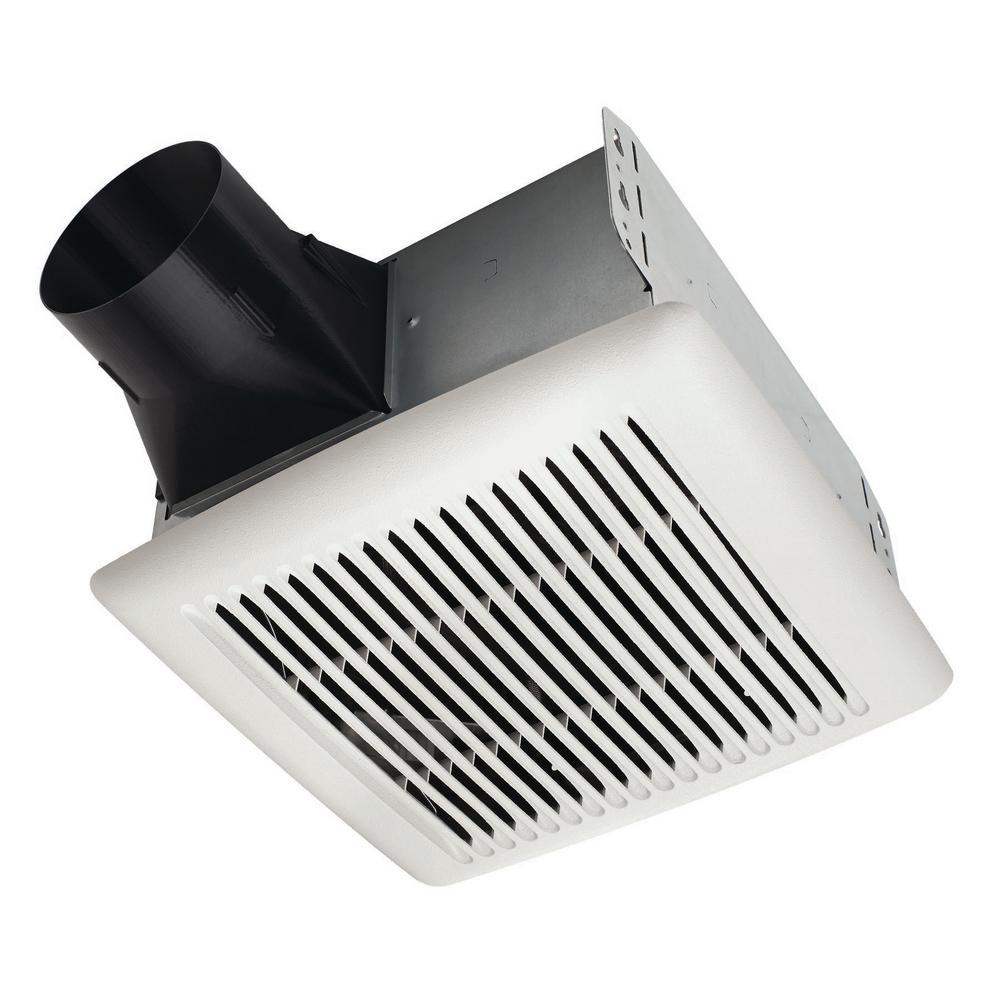 Flex DC Series 50-110 CFM Bathroom Exhaust Fan, ENERGY STAR