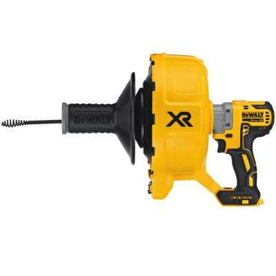 20-Volt Max Cordless Drain Snake (Tool only)
