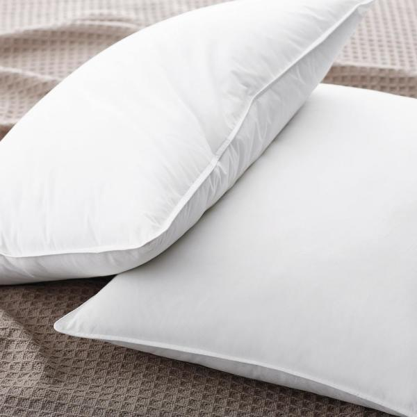 The Company Store Best Medium Down Standard Pillow PP34-STD-WHITE