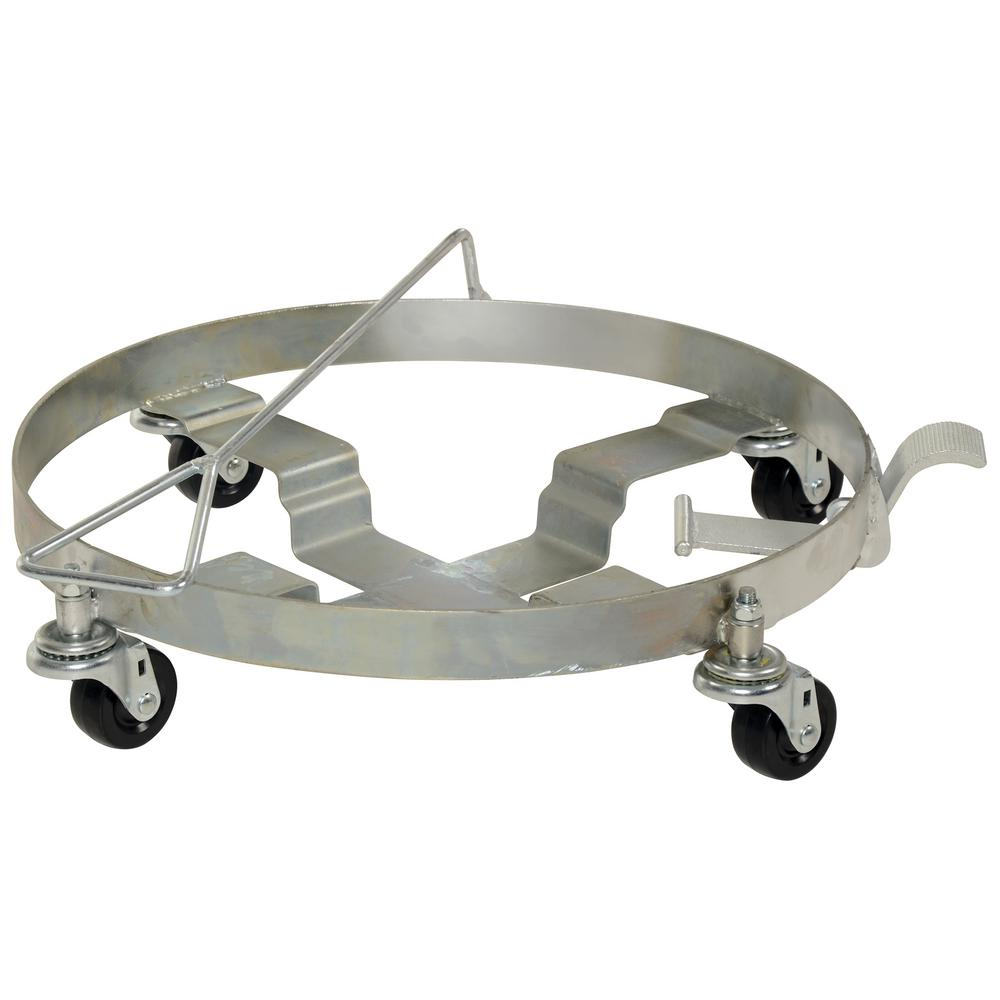 Capacity Drum Dolly With Handle And Tilt