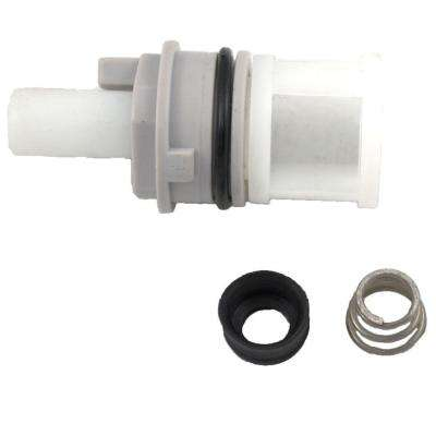 DE-7P Hot and Cold Stem for Delta Lavatory, Kitchen, Tub and Shower Faucets