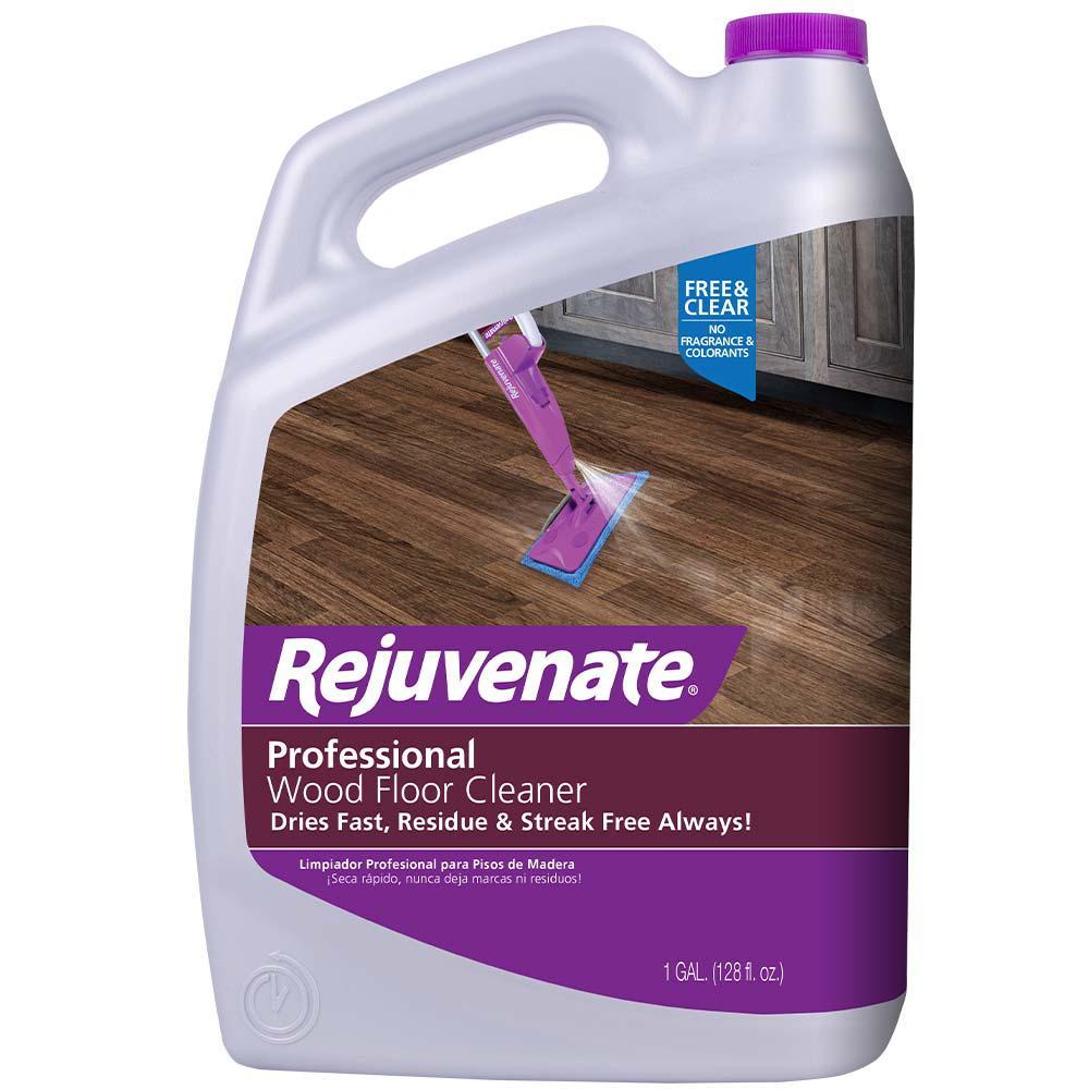 Rejuvenate Professional 128 oz. Hardwood Floor Cleaner