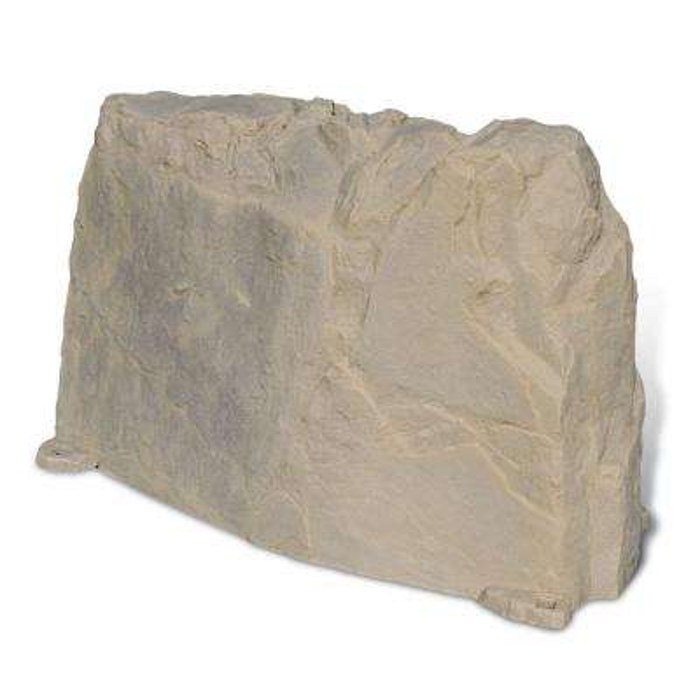 48 in. L x 20 in. W x 30 in. H Long Plastic Cover in Tan/Brown