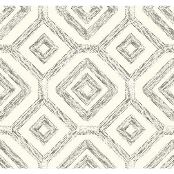 York Wallcoverings Modern Shapes French Knot Wallpaper MS6461