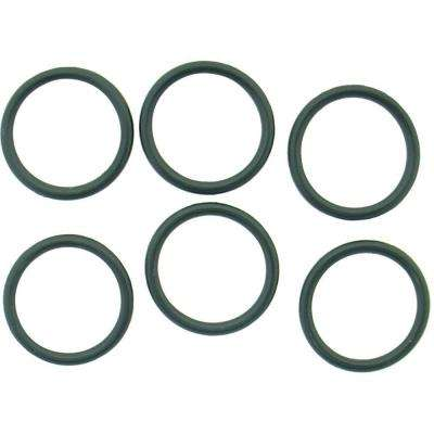 11/16 in. O.D. x 9/16 in. I.D. #235 Rubber O-Ring (6-Pack)