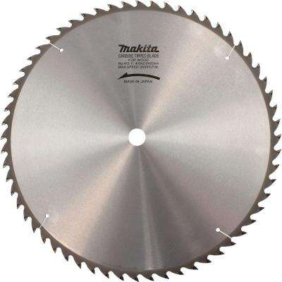 16-5/16 in. 60-Teeth Beam and Timber Carbide-Tipped Circular Saw Blade