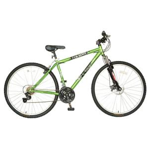 Mantis Colossus G.0 Hard Tail Mountain Bike, 29 inch Wheels, 19 inch Frame, Men's Bike in Green by Mantis