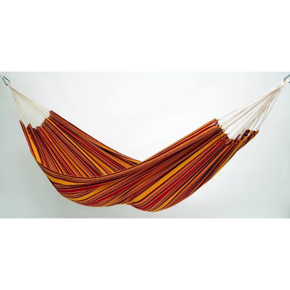 cotton poly brazilian hammock byer of maine 11 ft  2 in  cotton poly brazilian hammock a101822      rh   homedepot