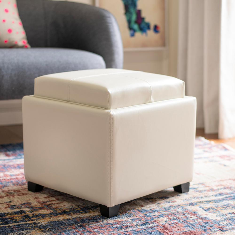 Astounding Ottomans Living Room Furniture The Home Depot Ibusinesslaw Wood Chair Design Ideas Ibusinesslaworg