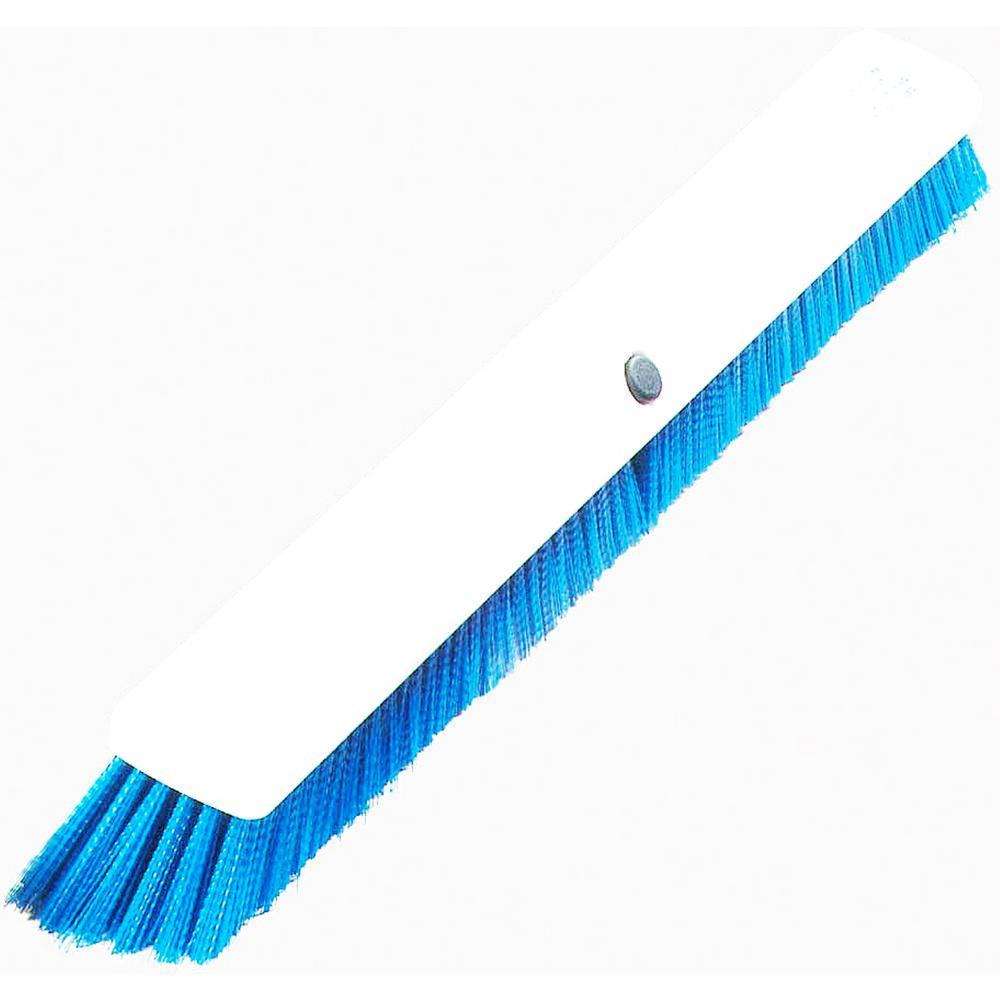 Carlisle Sparta Spectrum Omni 18 in. Blue Synthetic Push Floor Sweep Head (12-Pack)