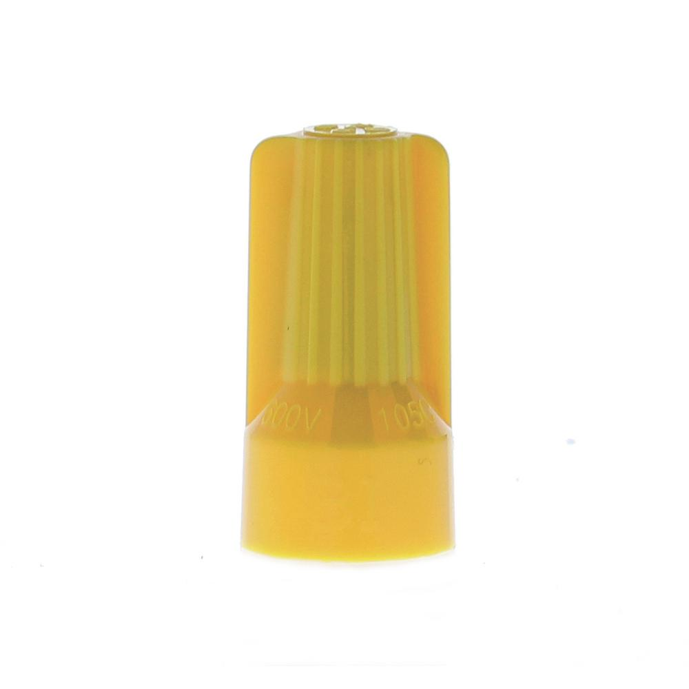 B-Cap Wire Connectors B1 Yellow (250 Per Jar)