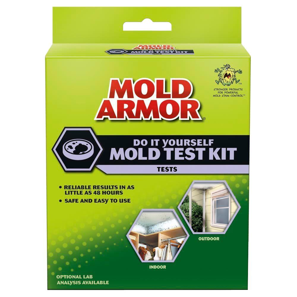 mold armor mold test kit fg500 the home depot. Black Bedroom Furniture Sets. Home Design Ideas